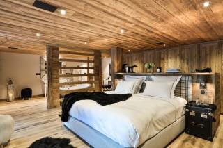 Chamonix Location Chalet Luxe Coroudin Chambre 4