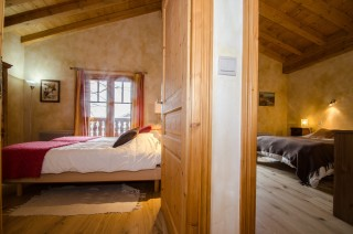 Chamonix Location Chalet Luxe Corundite Chambre 3