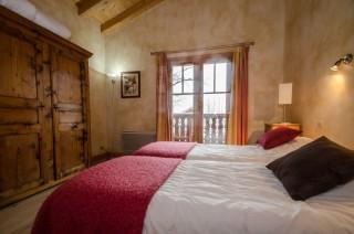 Chamonix Location Chalet Luxe Corundite Chambre 4