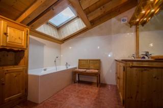 Chamonix Location Chalet Luxe Corundite Salle De Bain 2