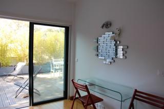 Ile Rousse Location Villa Luxe Haubari Bureau