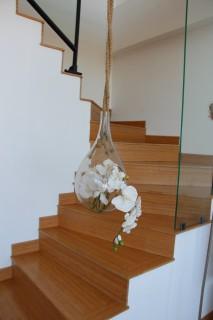 Ile Rousse Location Villa Luxe Haubari Escalier