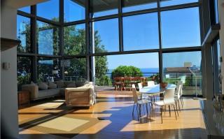 Ile Rousse Location Villa Luxe Haubari Sejour