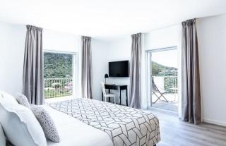 Ile Rousse Location Villa Luxe Hautigna Chambre 2