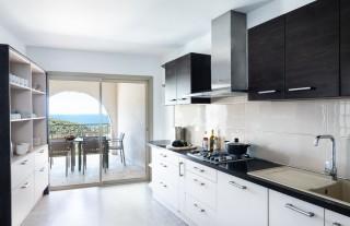 Ile Rousse Location Villa Luxe Hautigna Cuisine