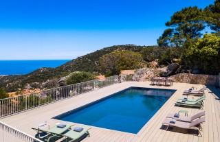 Ile Rousse Location Villa Luxe Hautigna Piscine 1