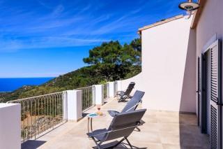 Ile Rousse Location Villa Luxe Hautigna Terrasse