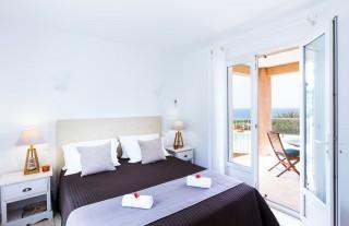 Ile Rousse Location Villa Luxe Hauvia Chambre 1
