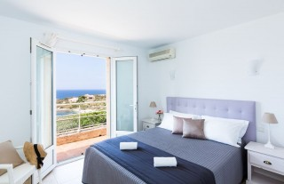 Ile Rousse Location Villa Luxe Hauvia Chambre