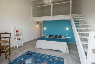 Ile Rousse Location Villa Luxe Iolite Chambre 1