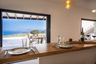 Ile Rousse Location Villa Luxe Iolite Cuisine 3