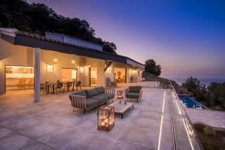 Ile Rousse Location Villa Luxe Iolite Terrasse 1