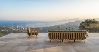 Ile Rousse Location Villa Luxe Iolite Vue Mer