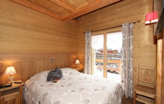 Les Deux Alpes Location Chalet Luxe Cervantite Chambre 2