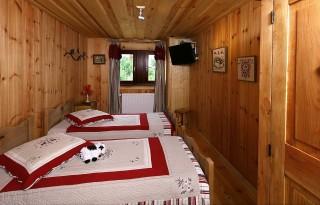 Les Deux Alpes Location Chalet Luxe Princess Blue 2 Chambre 1