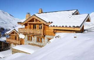 Les Deux Alpes Location Chalet Luxe Princess Blue Chalet