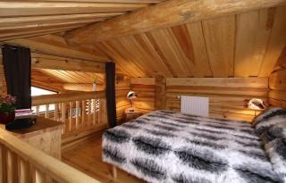 Les Deux Alpes Location Chalet Luxe Princess Blue Chambre 2
