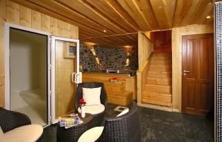 Les Deux Alpes Location Chalet Luxe Princess Blue Interieur
