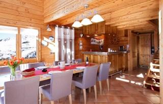 Les Deux Alpes Location Chalet Luxe Wallisite Interieur 1