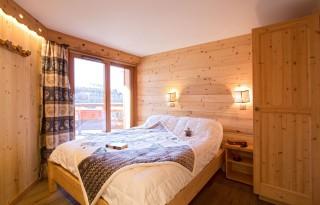 Les Deux Alpes Location Chalet Luxe Wardite Chambre 1
