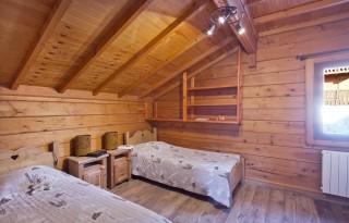 Les Deux Alpes Location Chalet Luxe Water Opal Chambre 1