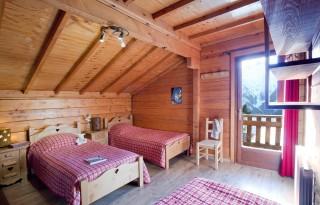 Les Deux Alpes Location Chalet Luxe Water Opal Chambre 3