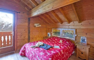 Les Deux Alpes Location Chalet Luxe Water Sapphire Chambre