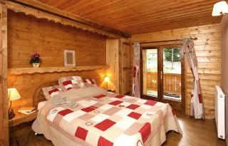 Les Deux Alpes Location Chalet Luxe Wilsay Chambre 1
