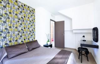 Porto-Vecchio Location Villa Luxe Pulanga Chambre 2