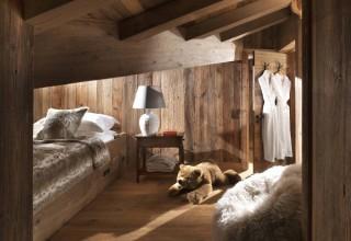 Val D'Isère Location Appartement Dans Résidence Luxe Elina Chambre 2