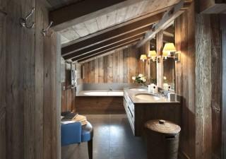 Val D'Isère Location Appartement Dans Résidence Luxe Elina Salle De Bain