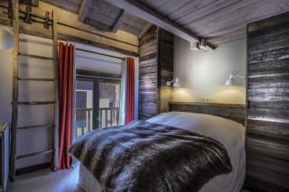 Val d'Isère Location Appartement Luxe Vatilis Chambre 2