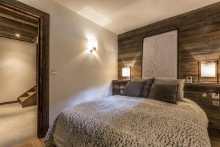 Val d'Isère Location Appartement Luxe Vatilis Chambre 3