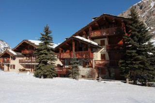 Val d'Isère Location Appartement Luxe Vatilis Extérieur 2