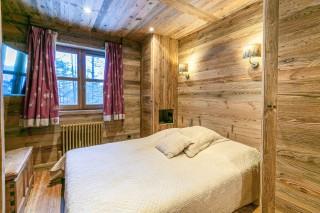 Val d'Isère Location Appartement Luxe Vesuvian Chambre 2