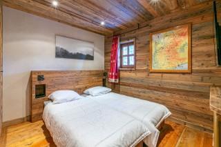 Val d'Isère Location Appartement Luxe Vesuvian Chambre 3