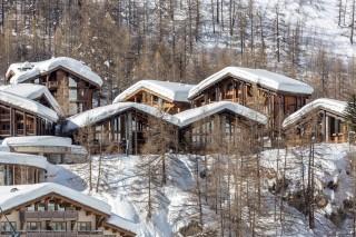 Val d'Isère Location Appartement Luxe Vesuvian Extérieur
