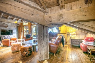 Val d'Isère Location Appartement Luxe Vesuvian Séjour 4