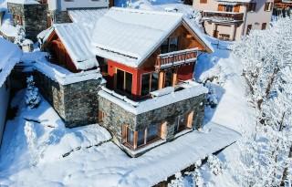 Les Deux Alpes Location Chalet Luxe Barnesite Exterieur