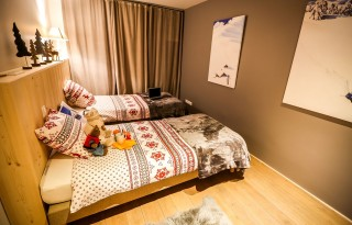 Valloire Location Chalet Luxe Barolyte Chambre 2