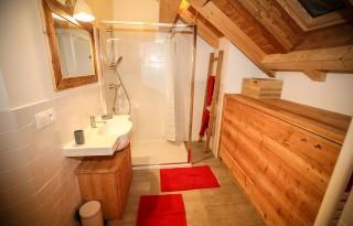 Valloire Location Chalet Luxe Barolyte Salle de Bains