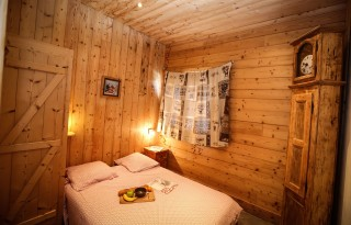 Valloire Location Chalet Luxe Topazy Chambre
