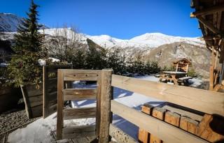 Valloire Location Chalet Luxe Topazy Exterieur