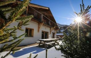 Valloire Location Chalet Luxe Topazy Exterieur 1