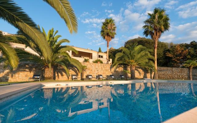Calvi Luxury Rental Villa Doste Pool