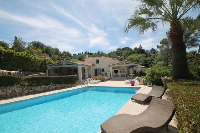 Cannes Luxury Rental Villa Calendula Pool