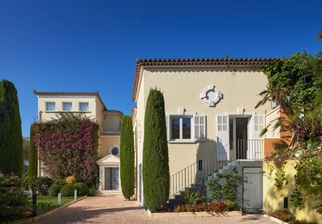 Cannes Luxury Rental Villa Covelline Exterior