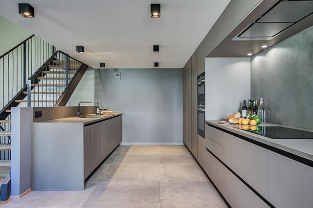 Chamonix Luxury Rental Chalet Coradi Kitchen