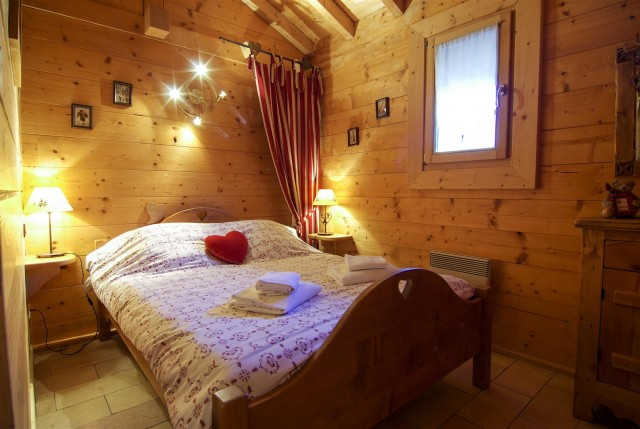 Chamonix Location Chalet Luxe Corencite Chambre