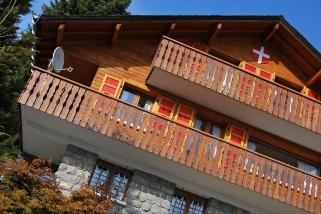Chatel Luxury Rental Chalet Chalcori Exterior